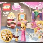 LEGO(レゴ) ディズニープリンセス・オーロラ姫で遊ぶ