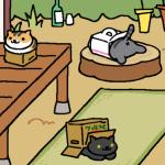 グッズ紹介します~はこ編-「ねこあつめ」5猫目