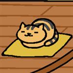 座布団・黄色
