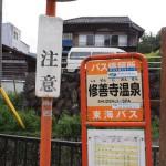 東京で消耗したので修善寺へ行ってきた-前編