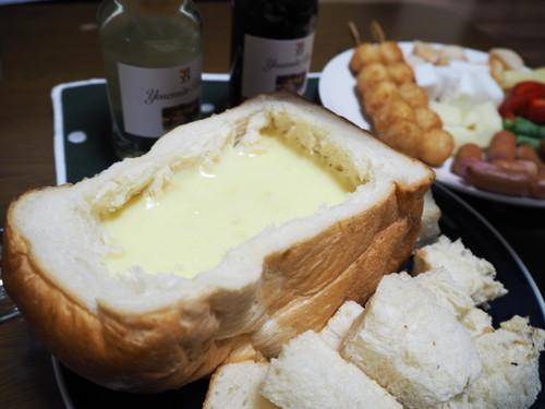 チーズフォンデュとヨセミテロード!