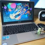 実使用レビュー!ASUS Vivobook E200HAは安いのになかなか使えるノートPCでした