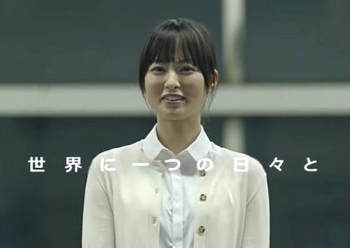 小田急電鉄CM世界に一つの日々と